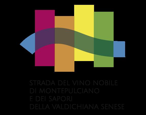 logo strada vino nobile di montepulciano