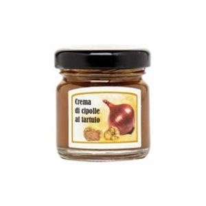 Crema di cipolle e tartufo
